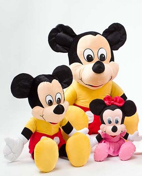 Mickey Mouse 125 cm